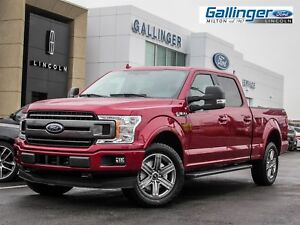 2018 Ford F-150 XLT w/TWIN PANEL MOONROOF AND NAVIGATION