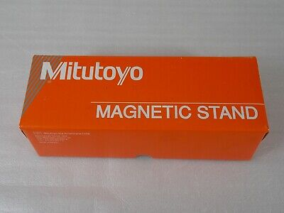 Mitutoyo 7010sn Magnetic Stand New In Box