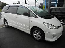 2005 Toyota Estima Wagon 8 seat $12499 drive away Fawkner Moreland Area Preview