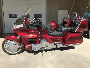 2000 Goldwing GL1500