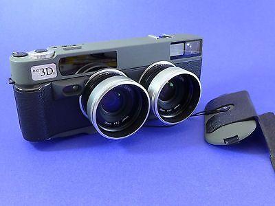RBT S1 - Best Stereo Film Camera - Konica Hexar 35mm f2.0 lenses