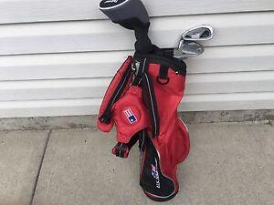 US Kids Left Hand Golf Clubs