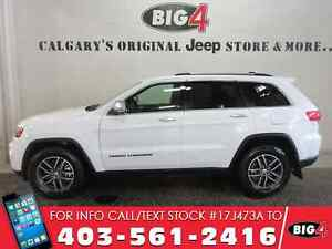 2017 Jeep Grand Cherokee Limited | 5.7L V8 | Navigation | Loaded