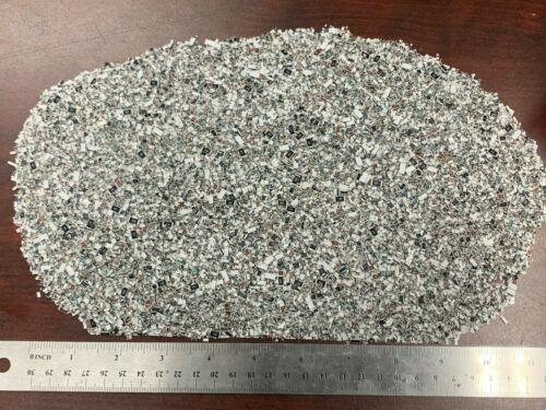 1-LBS/16oz Chip Resistors Ruthenium and Silver Precious Metals Scrap Refinery