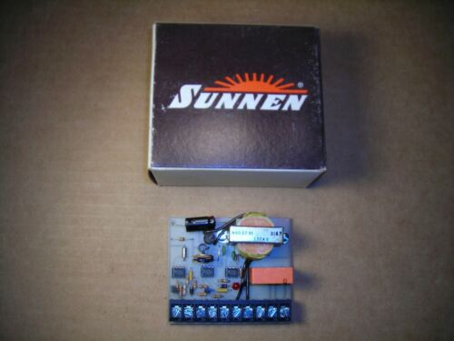 SUNNEN MBC-1804 AUTOMATIC SIZE CONTROL PEM-408A NEW RATE SENSOR BOARD ASSEMBLY