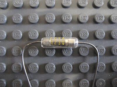10 x 1.2K Ohms NOS Western Electric 1/3 Watt Metal Film Resistors!