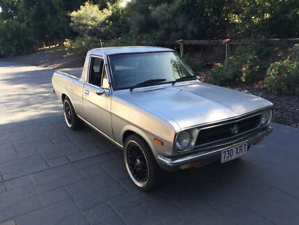 Datsun 1200 ute Warner Pine Rivers Area Preview