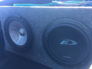 sub woofer need cash tn!
