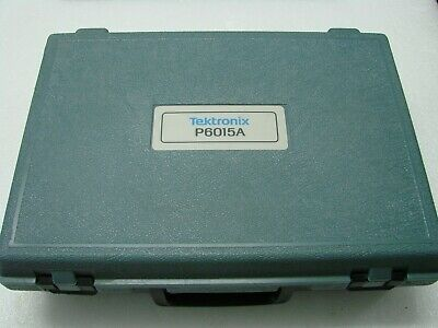 Tektronix P6015a 10ft Cable 75mhz 1000x High Voltage Probe