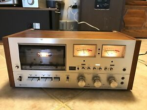 PIONEER CT-F9191 Cassette Deck  - read description