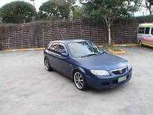 2001 Mazda 323 Hatchback Morningside Brisbane South East Preview