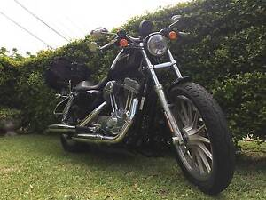 Harley Davidson XL 883 Sportster Gymea Bay Sutherland Area Preview