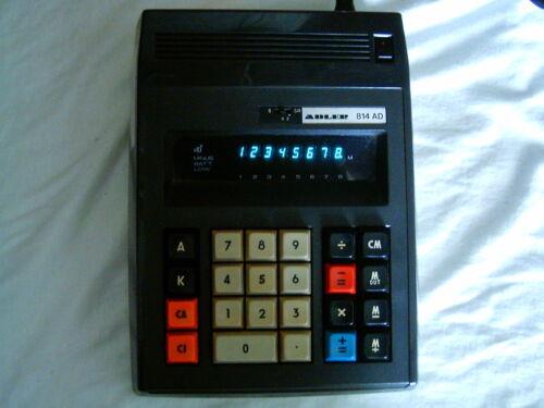 VTG Adler 814AD Original Owner 70
