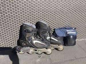 Salomon Rollerblades and Pads Elsternwick Glen Eira Area Preview