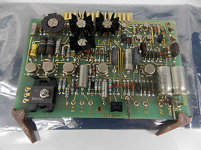 Hp Agilent 3320b Frequency Synthesizer Standard Circuit Board Pn 03320-66561