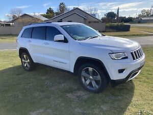 2015 Jeep Grand Cherokee LIMITED (4x4) 3.6 LITRE V6 8 SPEED AUTO Holbrook Greater Hume Area Preview