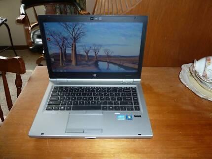 HP EliteBook 2nd Gen i5, 4 GB Memory, Windows 7