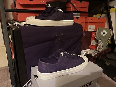 RARE CONVERSE JACK PURCELL X POP TRADING COMPANY US 9.5/UK 8.5/EUR 43 170544C