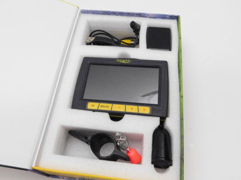 Aqua-Vu Micro Stealth 4.3 Underwater Viewing System W/Box