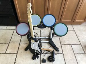 ROCK BAND SET FOR PS3 $80!