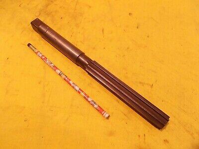 5964 Reamer Lathe Mill Tool Chucking Straight Shank Whitman Barnes Usa