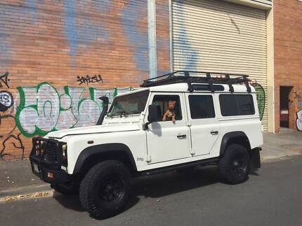 Almighty TD5 Land Rover Defender 110