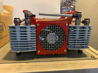 Pfeiffer Mvp 055-3 Vaccum Pump