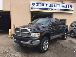 2004 Dodge Ram 1500 quad cab 4x4 two for one