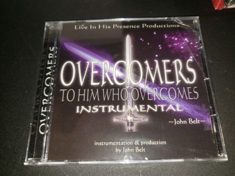 Overcomers To Him Who Overcomes Instrumental CD John Belt