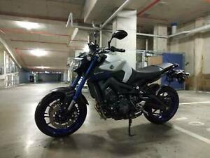 2016 YAMAHA MT09(A) ABS Excellent Condition