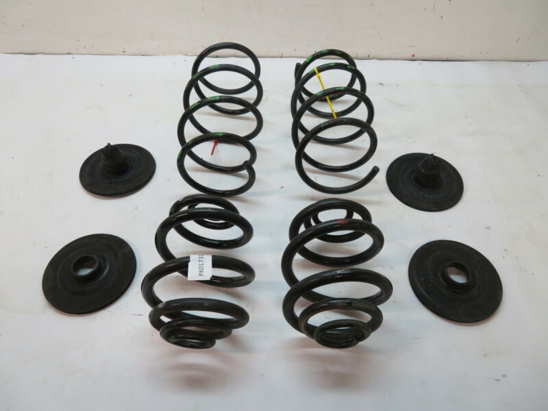 98-02 BMW Z3 M Roadster E36 #1079 Front & Rear OEM Suspension Coil Springs