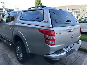 Premium ABS CANOPIES for Mitsubishi Triton MQ