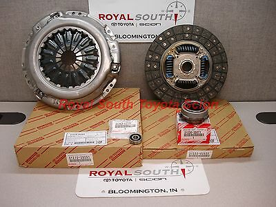 Toyota Tacoma 2.7L Clutch Disc Kit Set Genuine OE OEM