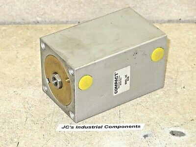 Compact 2 Bore X 3 Stroke  Pneumatic Cylinder  S2x3-re