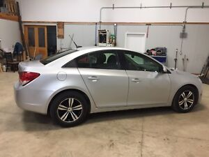 2012 Chevrolet Cruze REDUCED