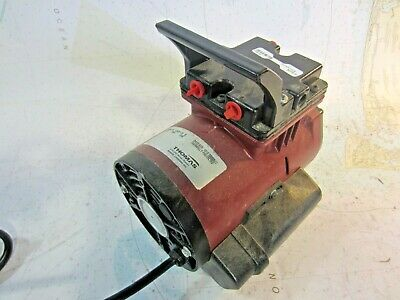 Thomas Pump Vacuum Pump Model 635c0- 38 B 115v 60hz 8.6a