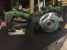 18v Jigsaw & circular saw Kureelpa Maroochydore Area Preview