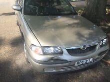 1998 Mazda 626 Sedan 137k km Bolwarra Maitland Area Preview