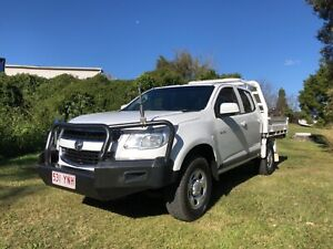 2013 Holden Colorado LX 4x4 Manual Diesel dual cab Yeerongpilly Brisbane South West Preview