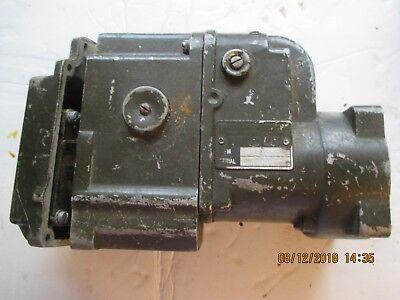 Vintage Fairbanks Morse Magneto Type Fm Zvr4c100