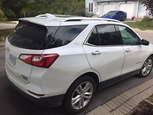 2018 Chevy Equinox Premier True lease takeover