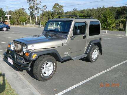 2006 Jeep Wrangler Coupe Rochedale South Brisbane South East Preview