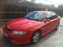 2002 Holden Commodore Sedan Epping Whittlesea Area Preview