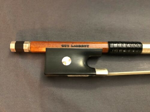 VIOLIN BOW: Guy Laurent Collector
