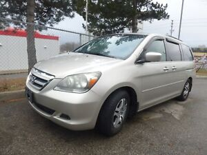 2007 Honda Odyssey EX-L & ROOF & LEATHER & POWER SEATS