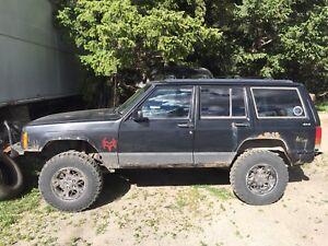 1998 jeep Cherokee.