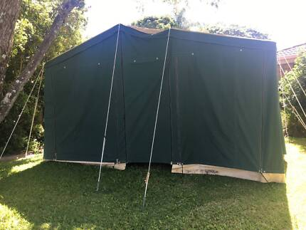 2008 customline off road camper trailer in very good condition Victoria Point Redland Area Preview