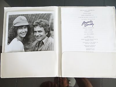 1983 Romantic Comedy Movie Studio Press Kit - Dudley Moore, Mary Steenburgen