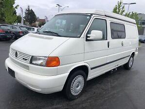 1997 Volkswagen EuroVan Winnebago