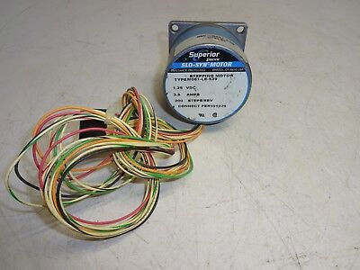 Superior Electric M061-le-529 Slo-syn Stepping Motor